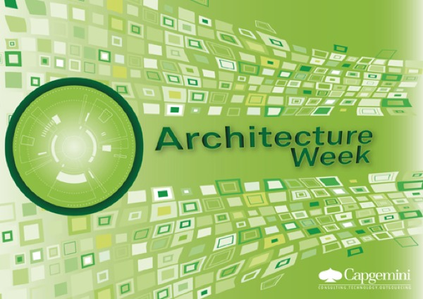 Capgemini Architecture Week Podcast